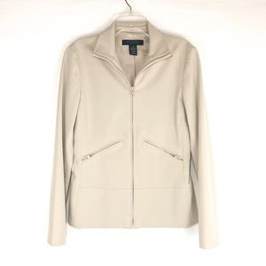 The Limited Stretch Tan Sporty Jacket XS